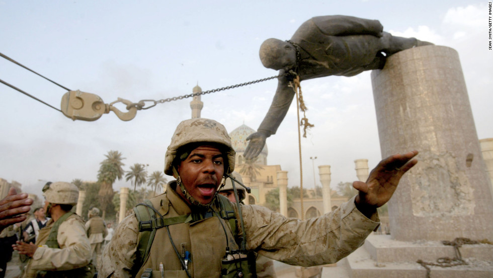 Oorlog Irak