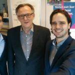 Bert Geerken - Decaan Civiele Techniek en Geowetenschappen TUDelft met Daan en Tom Gepubliceerd