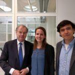 Bernard Wientjes - Bestuursvoorzitter KPMG |Voorzitter Taskforce Bouw met Carlijn en Tomas Gepubliceerd