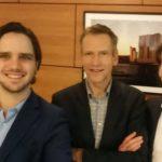Theo de Boer - Directeur Valstar Simonis met Tom en Daan Gepubliceerd