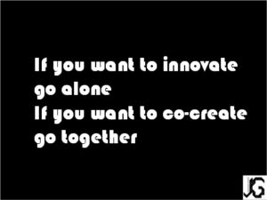 quote Innovatie Cocreatie